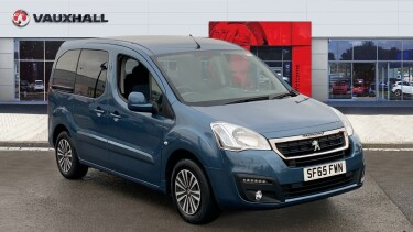 Peugeot Partner Tepee 1.6 VTi 98 Active 5dr Petrol Estate