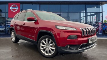 Jeep Cherokee 2.0 Multijet Limited 5dr Diesel Station Wagon