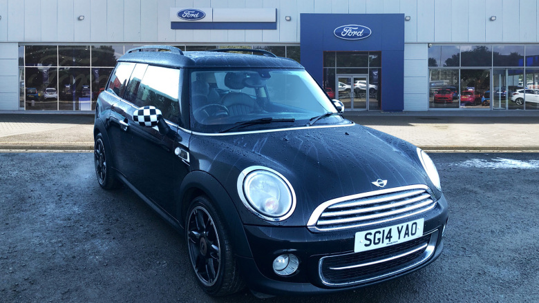 Used Mini Clubman 16 Cooper D Bond Street 5dr Diesel Estate For