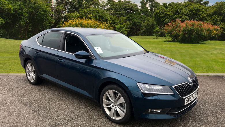 SKODA Superb 2.0 TDI CR SE L Executive 5dr DSG [7 Speed] Diesel Hatchback