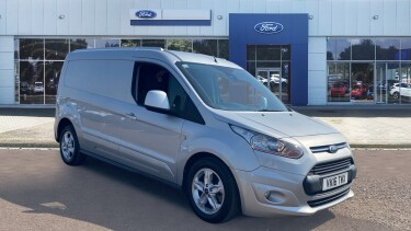 Ford Transit Connect 240 L2 Diesel 1.6 TDCi 115ps Limited Van