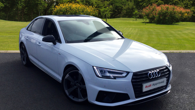 Audi A4 35 TFSI Black Edition 4dr S Tronic Petrol Saloon
