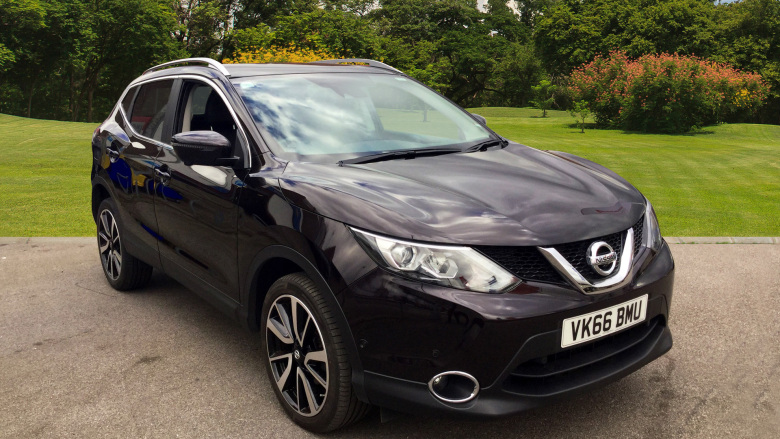 Nissan Qashqai 1.6 Dci Tekna [non-Panoramic] 5Dr 4Wd Diesel Hatchback