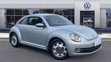 Volkswagen Beetle 2.0 TDI 110 BlueMotion Tech Design 3dr Diesel Hatchback