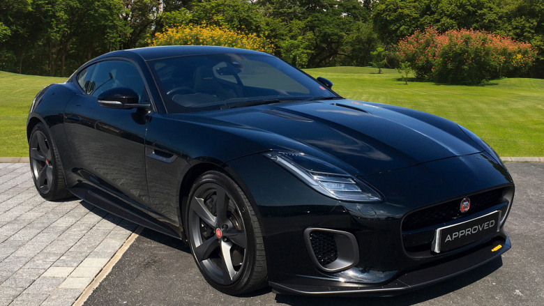 Jaguar F-Type 3.0 Supercharged V6 400 Sport 2dr Auto Petrol Coupe