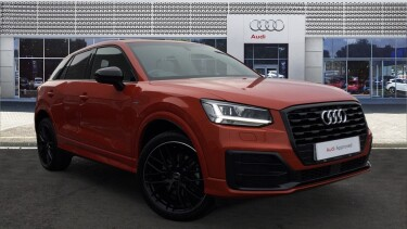 Audi Q2 35 TFSI Black Edition 5dr S Tronic Petrol Estate