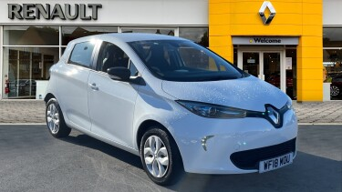 Renault Zoe 68kW i Expression Nav 22kWh 5dr Auto Electric Hatchback