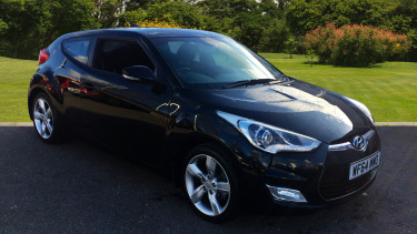 Hyundai Veloster 1.6 GDi SE 4dr Petrol Coupe