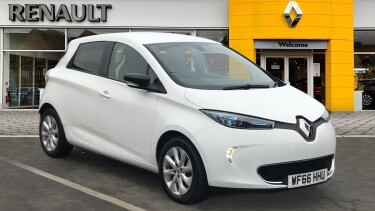 Renault Zoe 65kW i Dynamique Nav 22kWh 5dr Auto Electric Hatchback