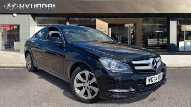 Mercedes-Benz C-Class C220 CDI Executive SE 2dr Auto Diesel Coupe
