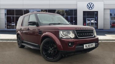 Land Rover Discovery 3.0 SDV6 SE Tech 5dr Auto Diesel Station Wagon