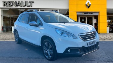 Peugeot 2008 1.2 VTi Allure 5dr Petrol Estate