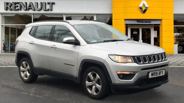 Jeep Compass 1.6 Multijet 120 Longitude 5dr [2WD] Diesel Station Wagon