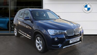 BMW X3 xDrive20d xLine 5dr Step Auto Diesel Estate