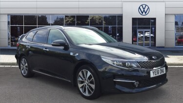 Kia Optima 1.7 CRDi ISG 3 5dr DCT Diesel Estate
