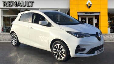 Renault Zoe 100kW i GT Line R135 50kWh 5dr Auto Electric Hatchback