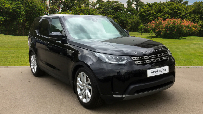 Land Rover Discovery 2.0 SD4 SE 5dr Auto Diesel Station Wagon