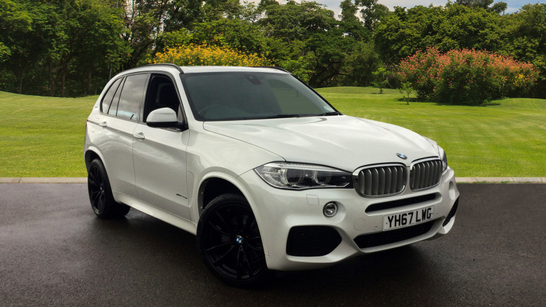 BMW X5 Xdrive40E M Sport 5Dr Auto Estate
