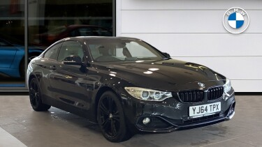 BMW 4 Series 420d xDrive Sport 2dr Diesel Coupe