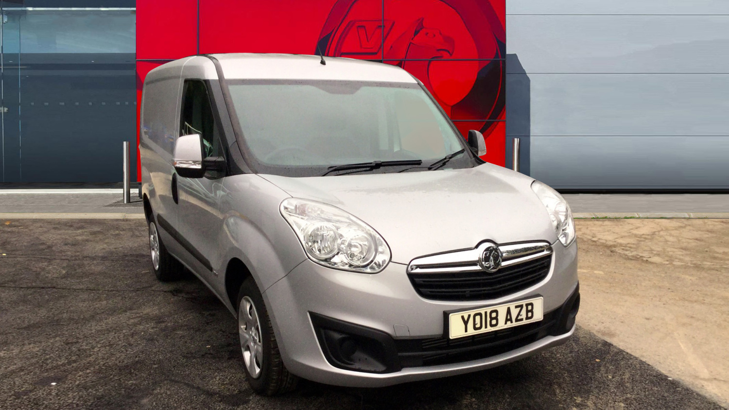 cac6771489 Used Vauxhall Combo L1 Diesel 2300 1.3 CDTI 16V H1 Sportive Van for ...