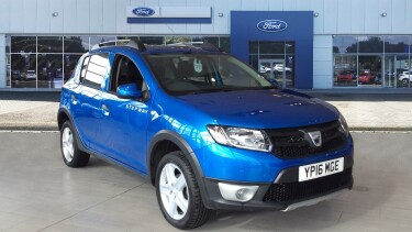 Dacia Sandero Stepway 0.9 TCe Ambiance 5dr [Start Stop] Petrol Hatchback