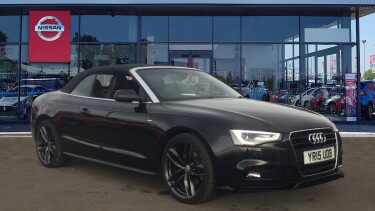 Audi A5 2.0 TDI 177 S Line Special Edition Plus 2dr Diesel Convertible