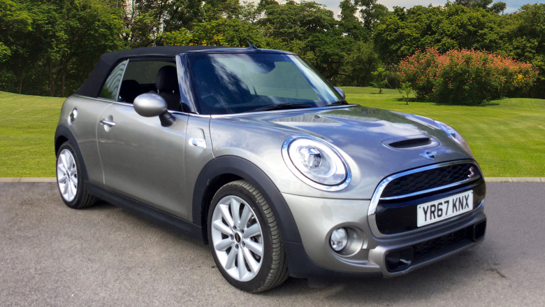 Mini Convertible 2.0 Cooper S 2Dr Petrol Convertible