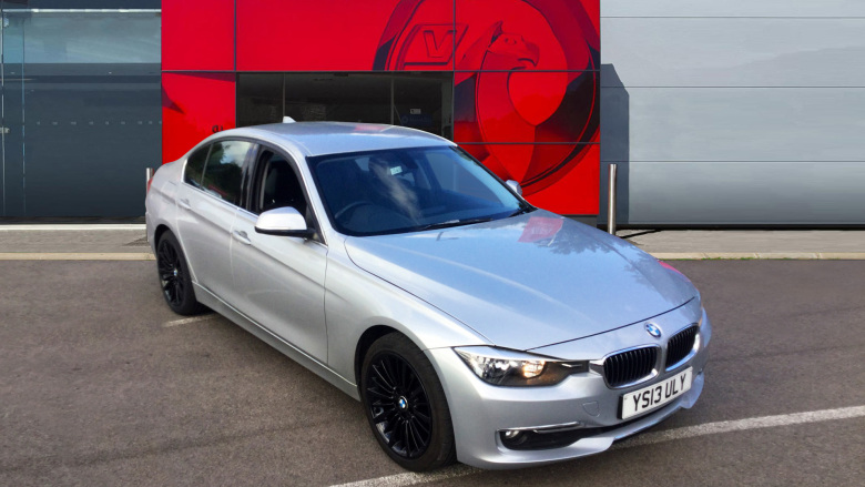 BMW 3 Series 320D Luxury 4Dr Step Auto Diesel Saloon