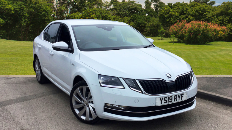 SKODA Octavia 2.0 TDI CR Laurin + Klement 5dr DSG [7 speed] Diesel Hatchback