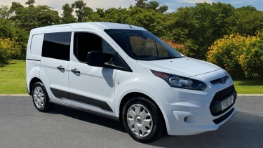 Ford Transit Connect 220 L1 Diesel 1.5 TDCi 100ps D/Cab Trend Van