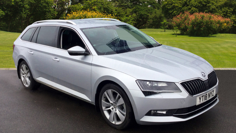 SKODA Superb 2.0 Tdi Cr Se L Executive 5Dr Dsg Diesel Estate