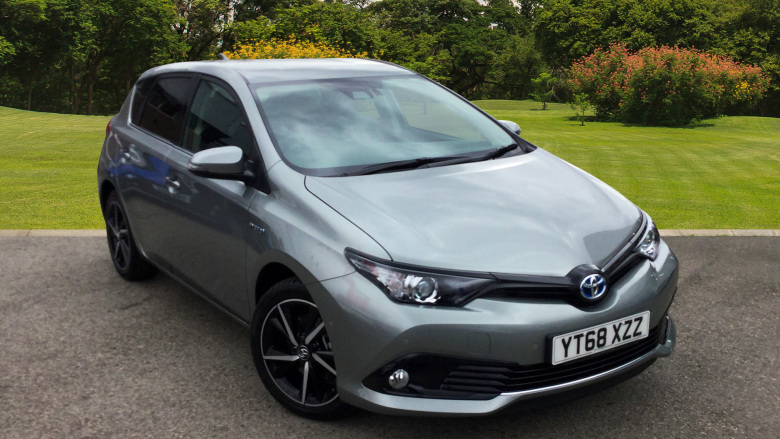 Toyota Auris 1.8 Hybrid Design TSS 5dr CVT [Nav/Leather] Hybrid Hatchback