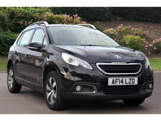 used peugeot 2008 1 4 hdi active 5dr diesel estate for sale car credit assured. Black Bedroom Furniture Sets. Home Design Ideas
