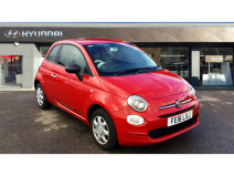 Fiat 500 1.2 Pop 3Dr Petrol Hatchback