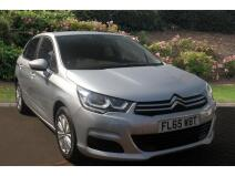 Citroen C4 1.6 Bluehdi Feel 5Dr Diesel Hatchback