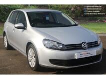 Volkswagen Golf 1.6 Tdi 105 Bluemotion Tech Match 5Dr Diesel Hatchback