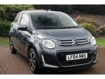 Citroen C1 1.0 Vti Flair 5Dr [start Stop] Petrol Hatchback
