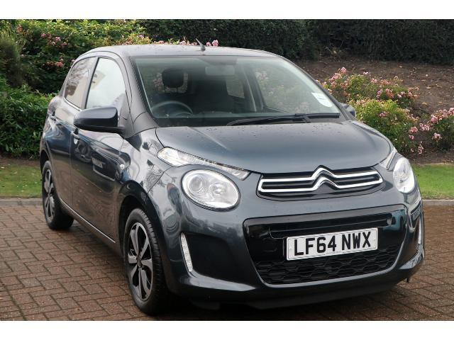 used citroen c1 1 0 vti flair 5dr start stop petrol hatchback for sale car credit assured. Black Bedroom Furniture Sets. Home Design Ideas