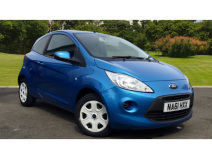 Ford Ka 1.2 Edge 3Dr [start Stop] Petrol Hatchback