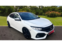 Honda Civic 1.0 Vtec Turbo Ex 5Dr Petrol Hatchback