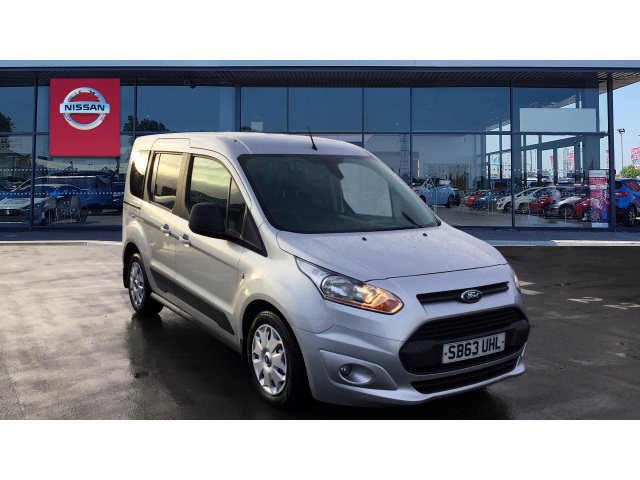 Ford Tourneo Connect Lwb Diesel High Roof 5 Seater Trend Tdci 90Ps