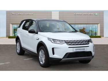 Land Rover Discovery Sport 2.0 D150 S 5dr Auto Diesel Station Wagon
